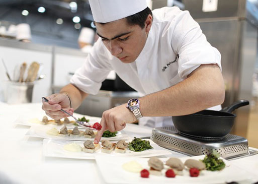 Certificate course for maritime catering
